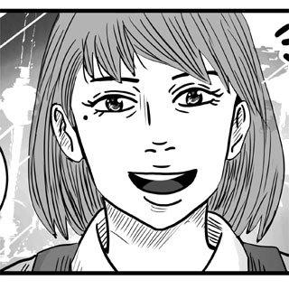 21日目◆宝くじの女(ギャグ)