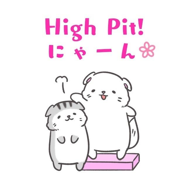 High Pit! にゃーん