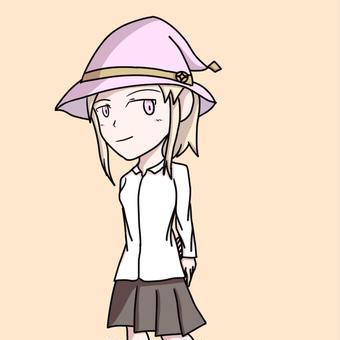 【オリキャラ】軽装エリス【せかへい】