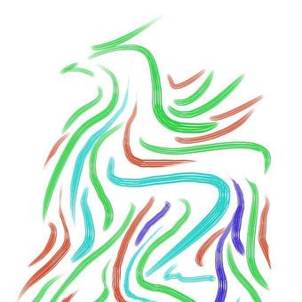 色とり01-カラー