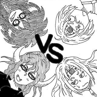 魔王VS勇者 キョウダイ血戦 第1話