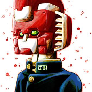 ロボット中学生