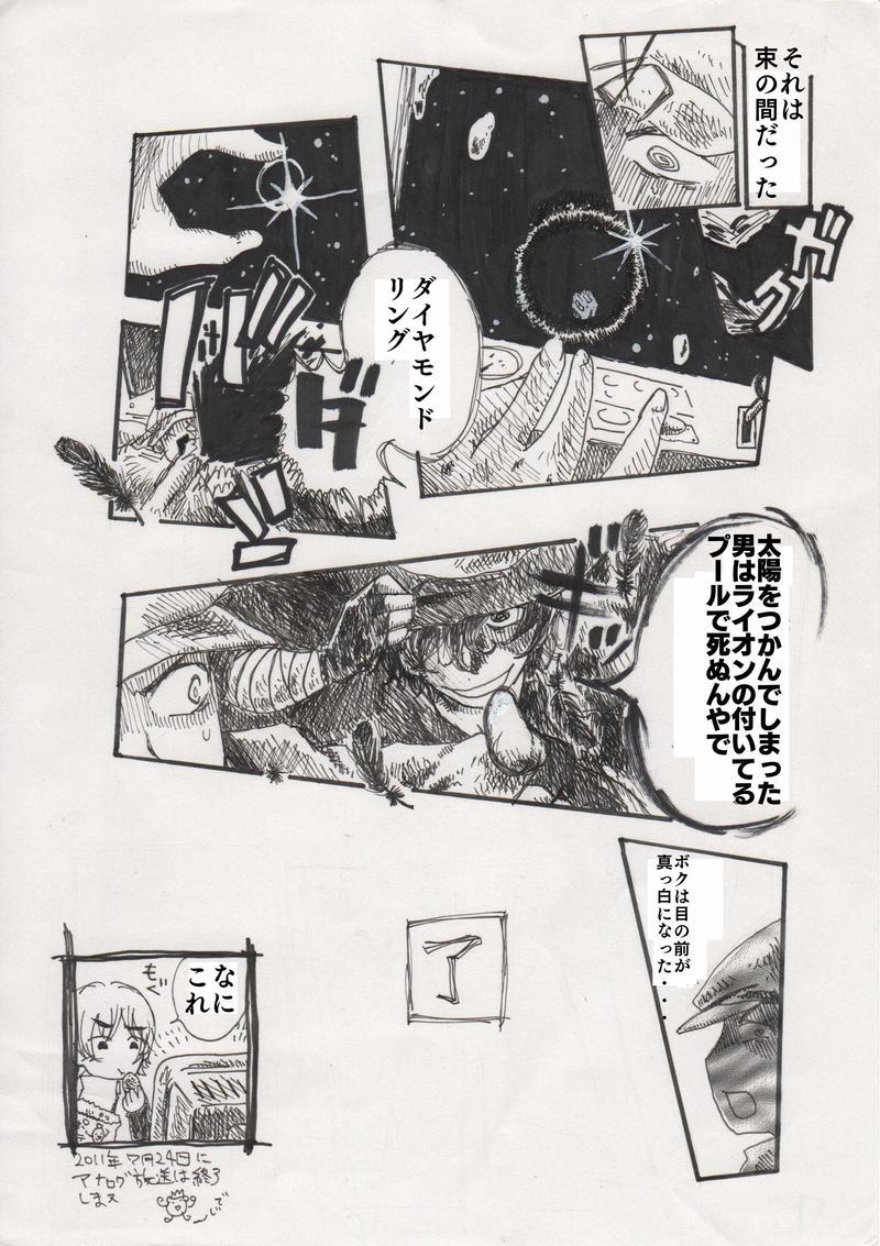 太陽はまぼろし(2009)