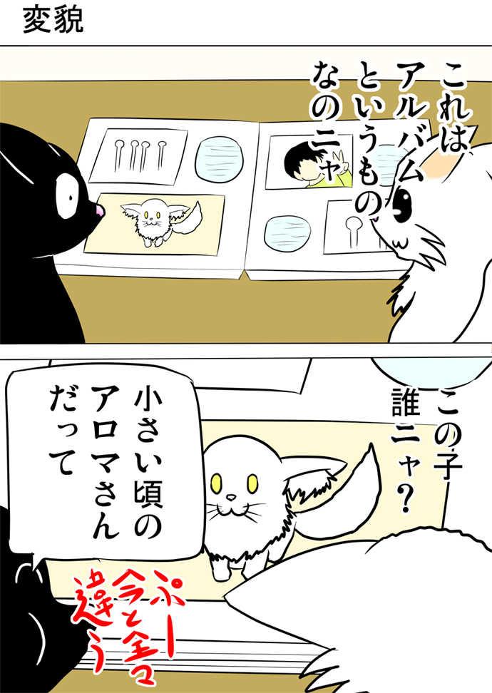 ミーのおもちゃ箱202話