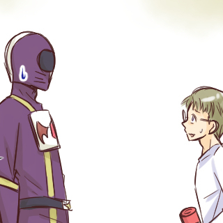 第5話「秘密のヒーロー」