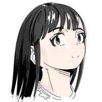 藍上桜花(あいうえおうか)