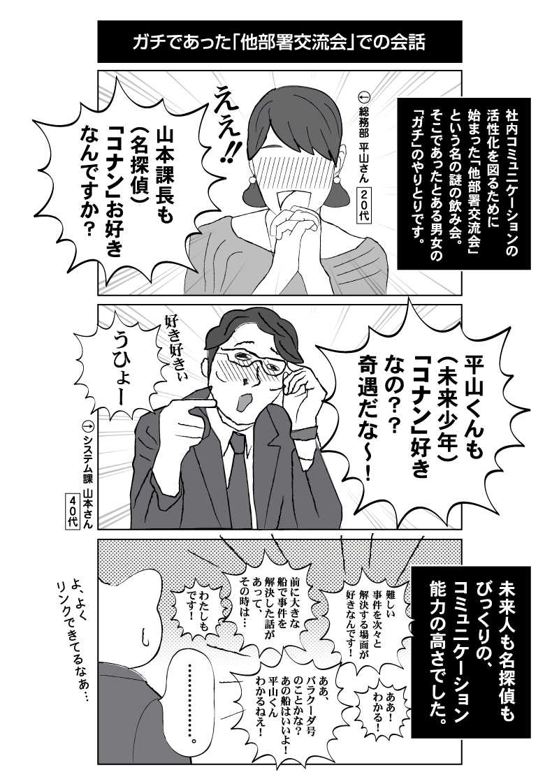 会社員 玖島川の日常 23