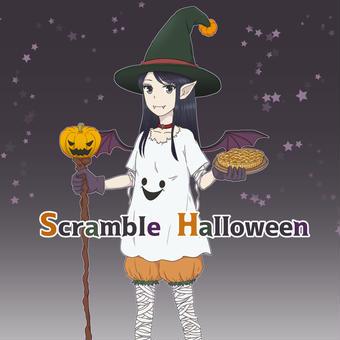 Scramble Halloween