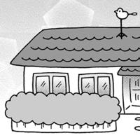 カピバラとイルカの住居