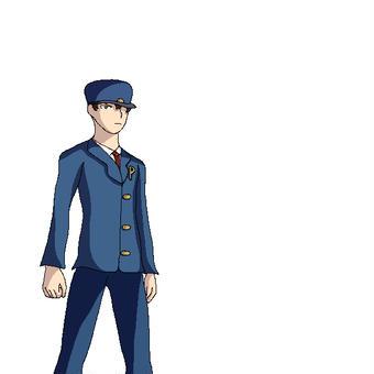 【オリキャラ】ピラフドリア格ゲー風カラー替え【イラスト】
