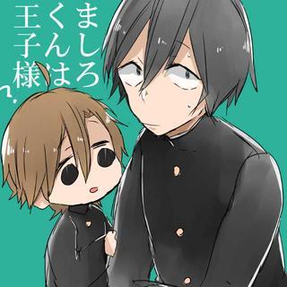 【BL予定】ましろくんは王子様?