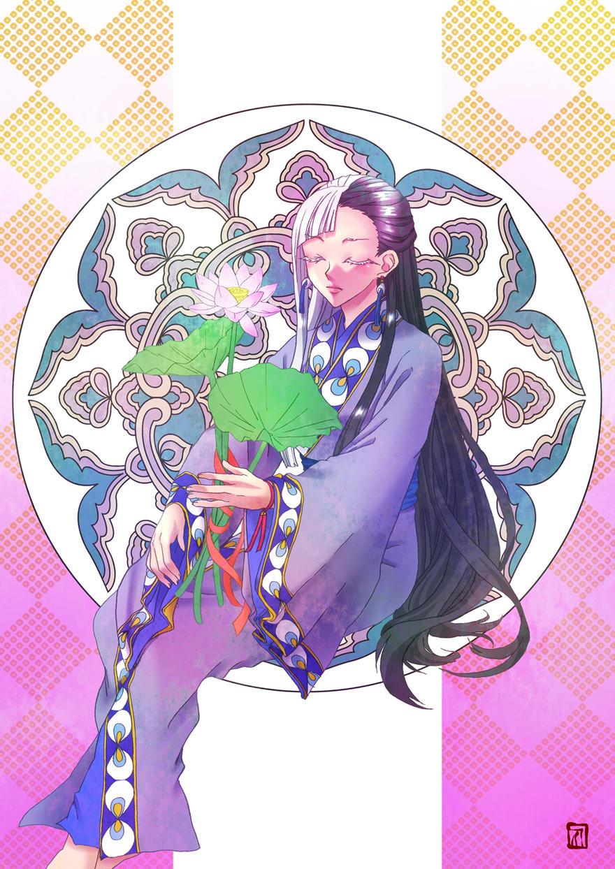 【吟風弄月】女神