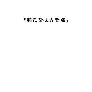 新たな味方登場!!
