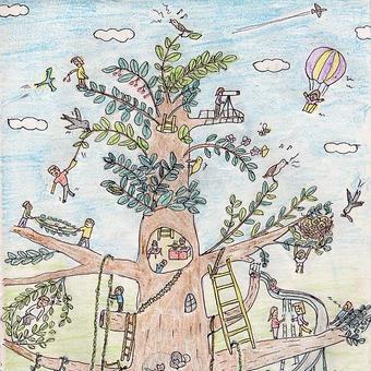 大きな大きな木があったら