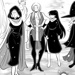 ヤサグレ魔女とグリザベッラと魔女の使い魔⑩