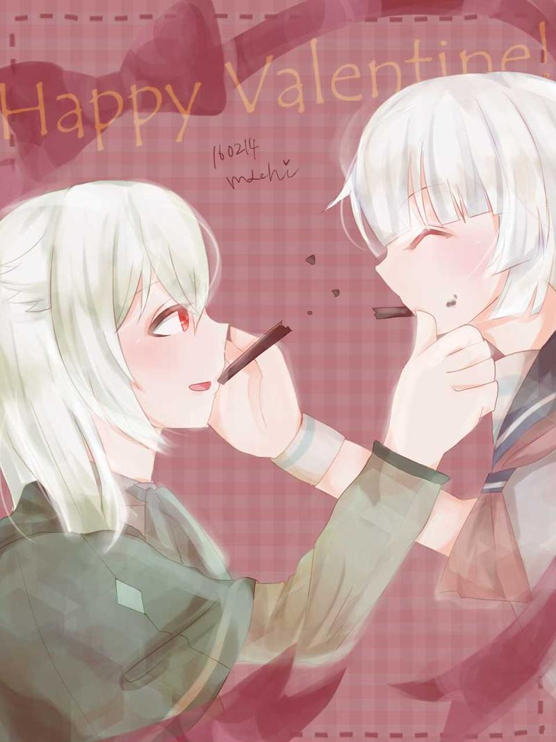 情けのバレンタインチョコ