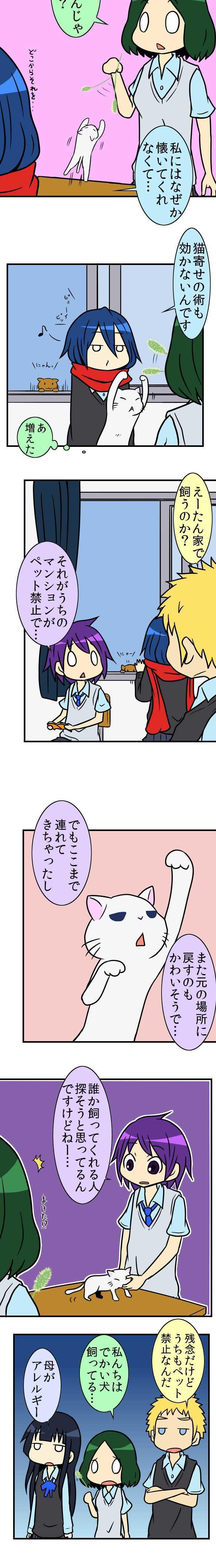 28術目:忍ぶにゃんこ(其の弐)