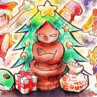 クリスマス(遅)