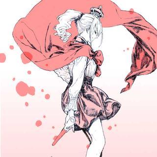 赤いサイリウム